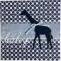 Preview: Baby - Giraffe blau