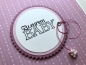 Preview: Baby - Zu eurem Baby - rosa